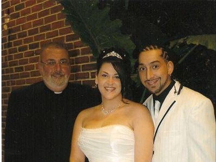 Tmx 1237385228103 LambertArroyoWedding Danvers, Massachusetts wedding officiant