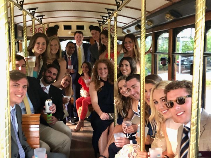 Fun and classy transportation to and from your event