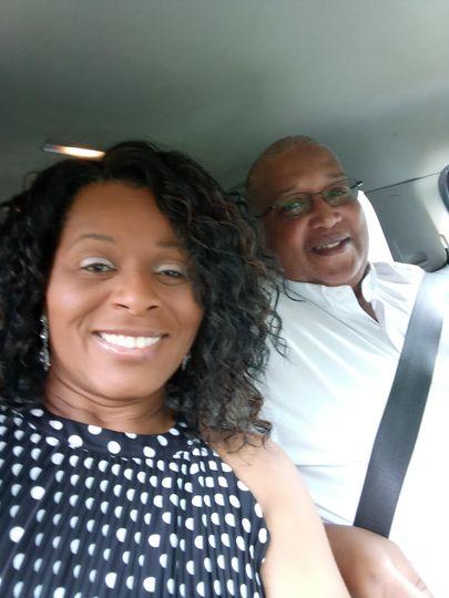 Husband-and-wife team