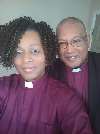 Pastors Felisa & Jackie King
