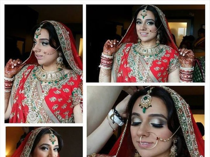 Tmx 1428100645614 Indian Bride Philadelphia, PA wedding beauty