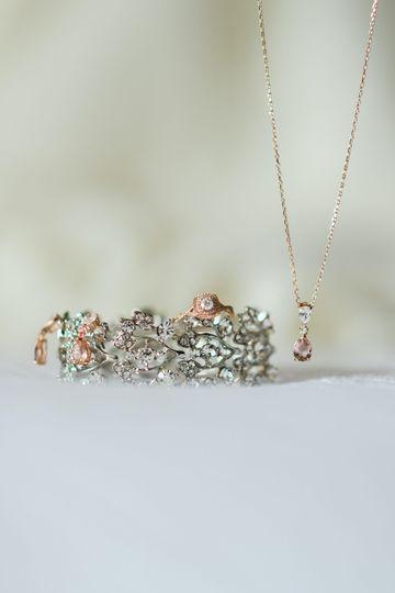 Wedding jewelry -Serenity Styles Weddings