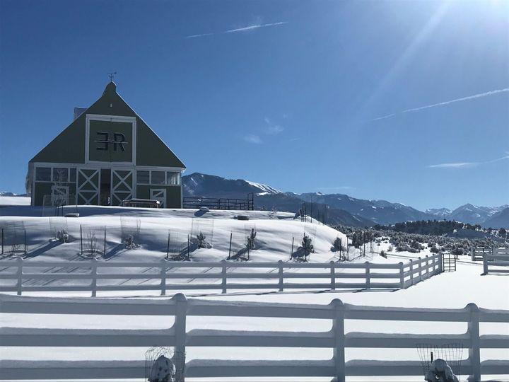 Tmx Barn In Winter 1 51 1880303 160952231117564 Ridgway, CO wedding venue
