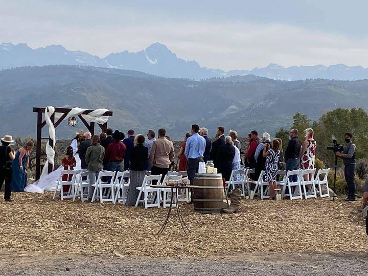 Tmx Ceremony Site 2 51 1880303 160339391975612 Ridgway, CO wedding venue