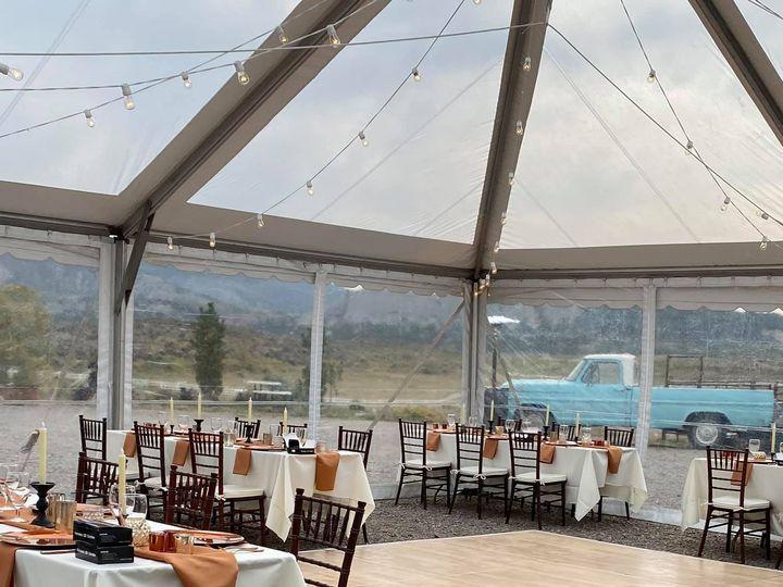Tmx Tent 51 1880303 160339391386381 Ridgway, CO wedding venue