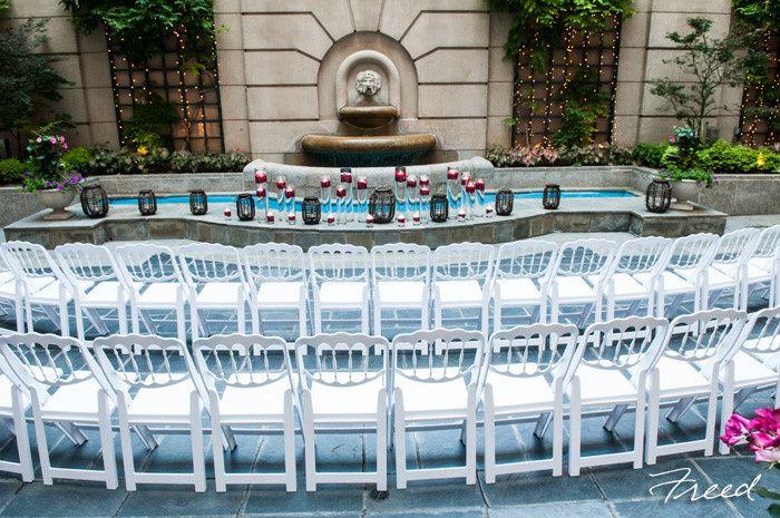 Tmx 1421852927650 Courtyard Ceremony 2 Washington, DC wedding venue