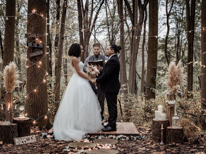 Tmx Adventure Elopement At The Private Forest In Md By Ez Elopements Www Ezelopements Com 51 1001303 161360015746851 Seattle, WA wedding officiant