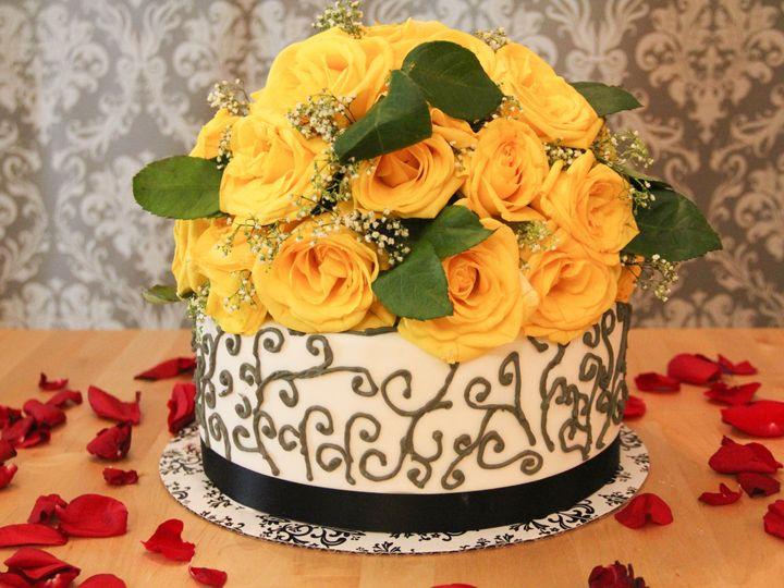 Tmx 1389823619541 Img472 Puyallup wedding cake