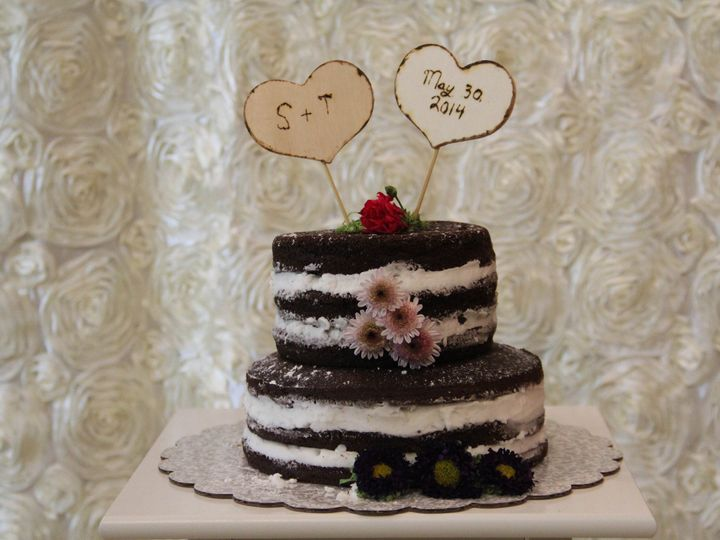 Tmx 1389823850147 Img475 Puyallup wedding cake