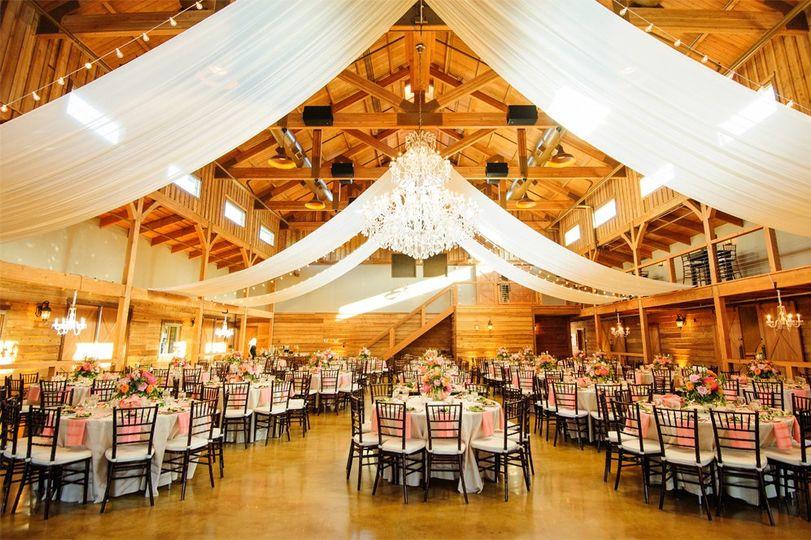 quest events event drapery atlanta wedding reception white ivory sheer drape rental ceiling treatment copy 51 503303 1571250201