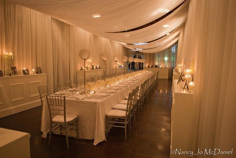 quest events event drapery special event wedding reception specialty drape ceiling treatment puritan mill atlanta georgia 51 503303 1571250197