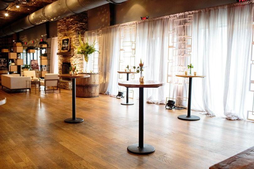 quest events nashville city winery white sheer drape perimeter rental scenic min 51 503303 1571250236