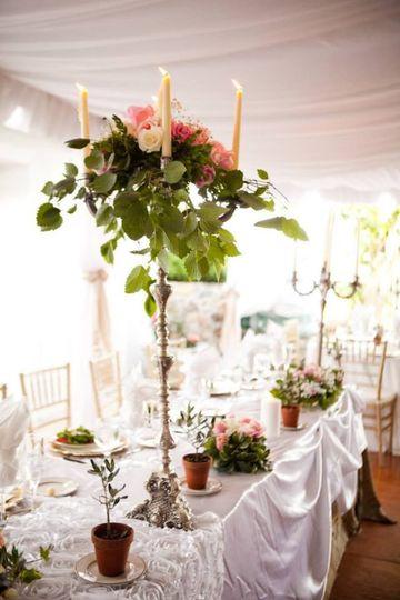 floral design onsite
