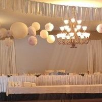White themed event