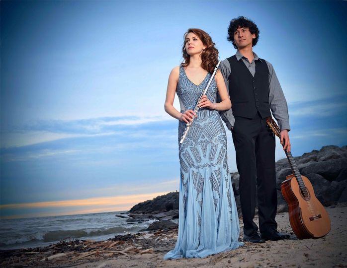 Duo Vela Band Asheville Nc Weddingwire