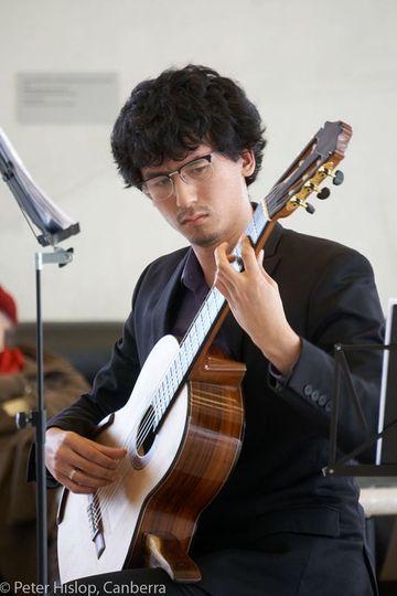 Daniel the guitarist