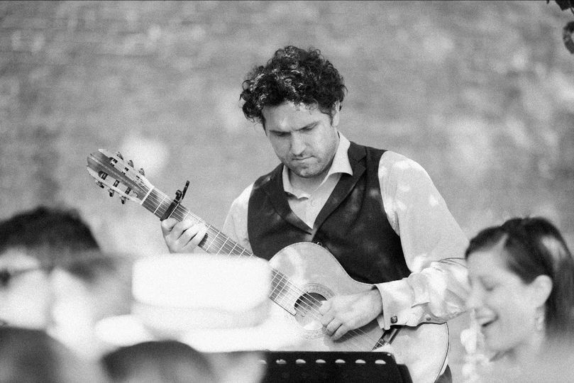 David Ross Guitarist