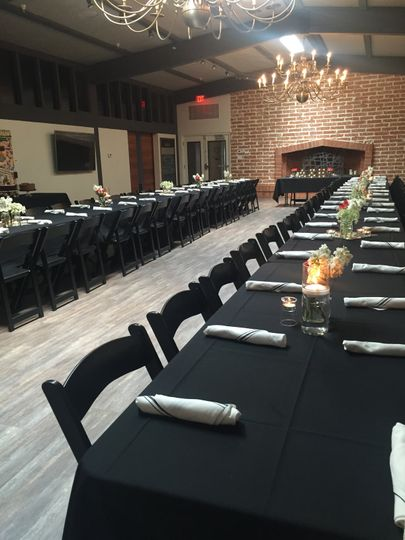 Table sets in the commons