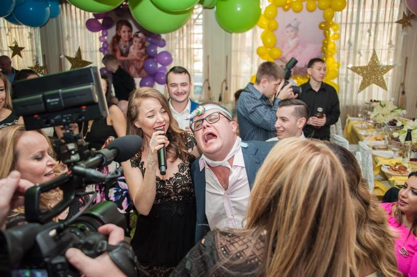 Zoriy's Birthday Party