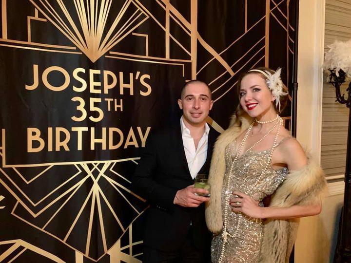 Joseph's 35th Gatsby Party