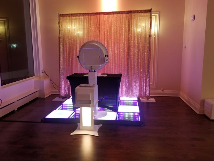 Tmx Open Photo Booth With Led Floor 2 51 66303 160518890784094 Mineola, NY wedding dj