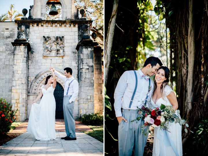 miami destination wedding photographer travel elop