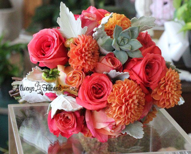 A beautiful arrangement