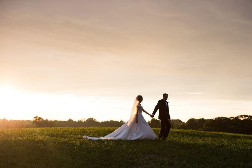 winterthur wedding golden hour 51 628303