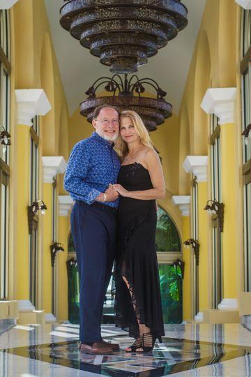 Deborah & Lawrence Staab