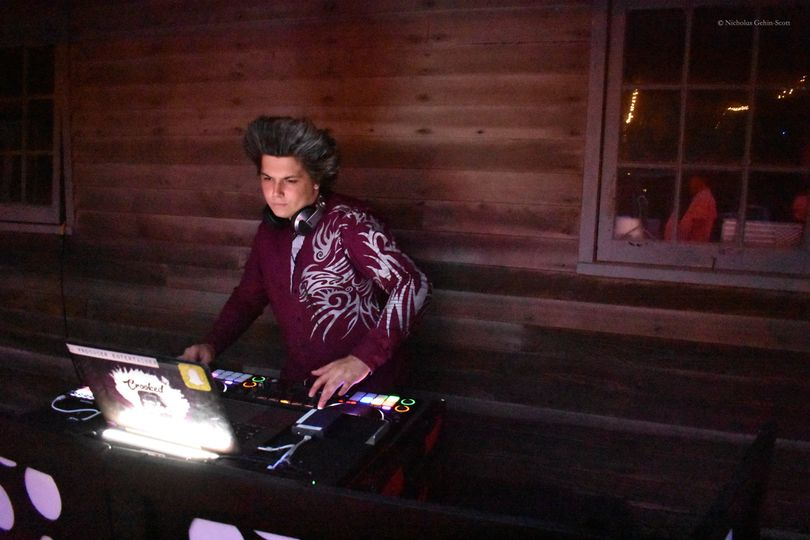 Crooked Styles Mixing
