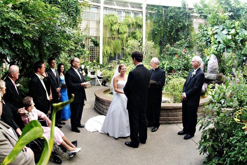 Detroit Zoo Venue Royal Oak Mi Weddingwire