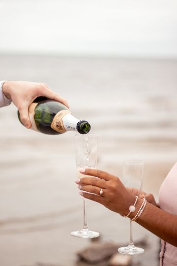 Bubbly for Engagements