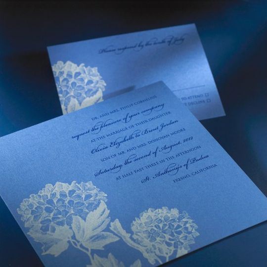 Select lettering and the layout that represents your taste to create Your Wedding Invitation.  The...