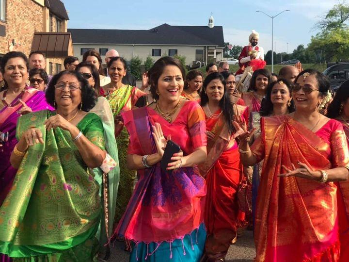 Indian Barat Celebration