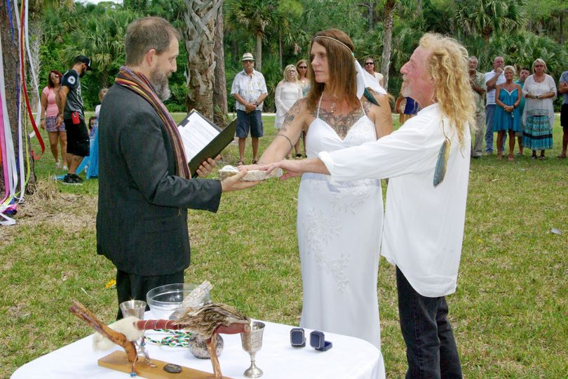 May Day handfasting, 2016