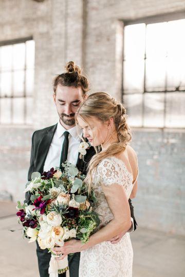Burns wedding