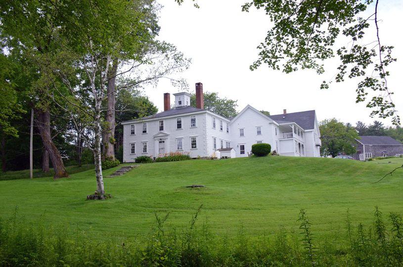 The historic 1774 Inn