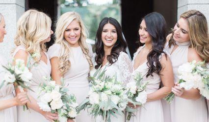 Las Vegas Bella Bridesmaid 1