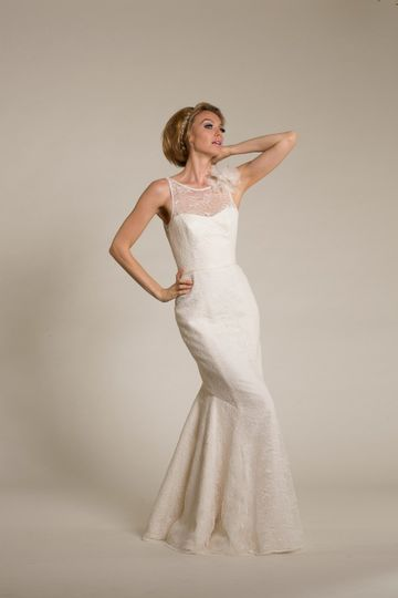 Wedding Dresses San Francisco California : Amy kuschel bride wedding dress attire california