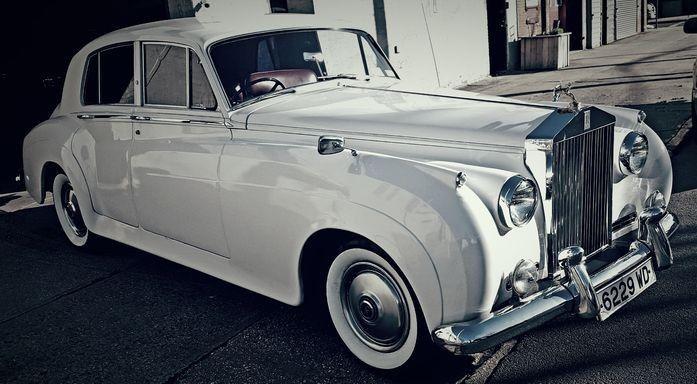 1960 classic rolls royce