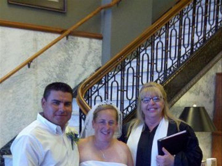 Tmx 1317169395007 07232011AllisonEdgarMartinex Tea, SD wedding officiant