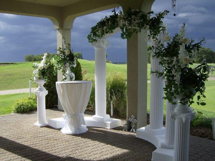 Tmx 1482525936589 Outside Ceremony 2 Edmond, OK wedding venue