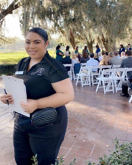 Amber - Wedding Coordinator