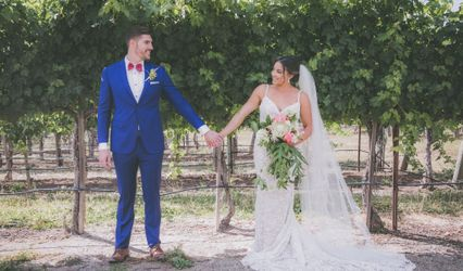 The wedding of Veronica and Franco