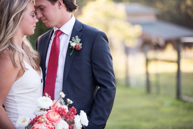 Bridal Bouquet/Boutonniere
