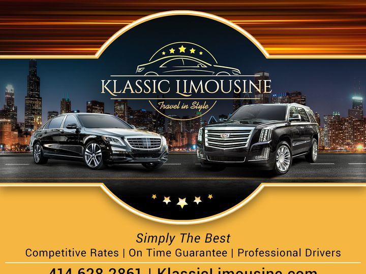 Tmx Klassic Limousine 51 1049403 Milwaukee, WI wedding transportation
