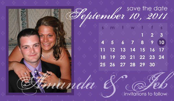 Tmx 1316483815969 Amanda1 Browns Mills wedding invitation