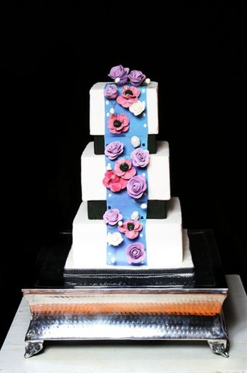 Designer Cakes Confections Llc Wedding Cake Denver Co