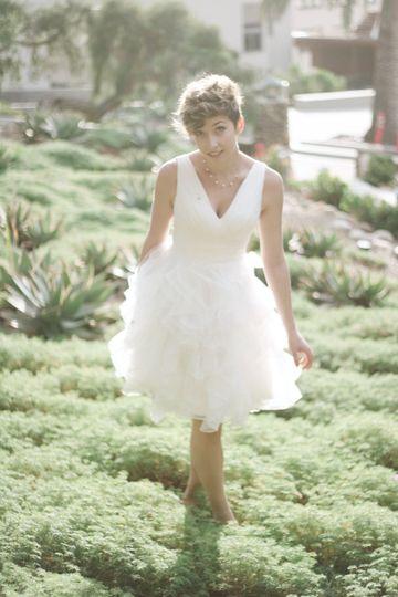little white dress 30