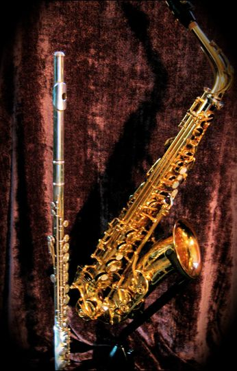 sax and flute
